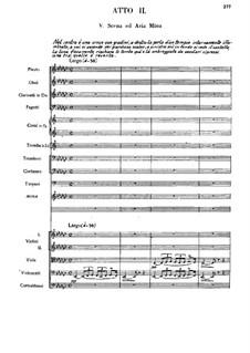 Aroldo: Act II by Giuseppe Verdi