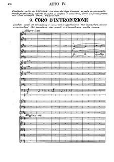 Aroldo: Act IV by Giuseppe Verdi
