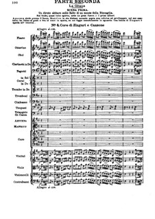 Fragments: Act II by Giuseppe Verdi