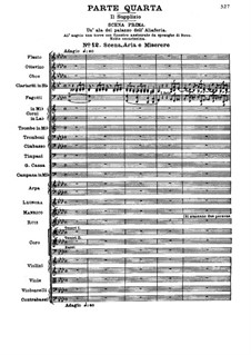 Fragments: Act IV by Giuseppe Verdi