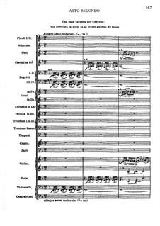Otello: Act II by Giuseppe Verdi