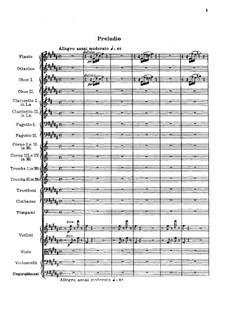 A Masked Ball: Act I by Giuseppe Verdi