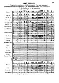 A Masked Ball: Act II by Giuseppe Verdi