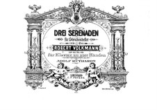 Serenade for String Orchestra No.1, Op.62: Serenade for String Orchestra No.1 by Robert Volkmann