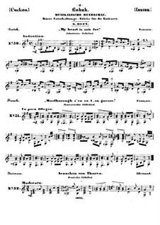 Kukuk. Musikalische Rundschau: Heft VI by Johann Kaspar Mertz