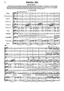 Complete Opera: Act II by Carl Maria von Weber