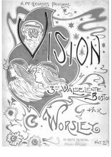 Vision: Vision by Clifton Worsley