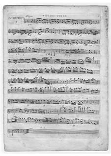 Three String Quartets, Op.2: Three String Quartets by Anton Wranitzky