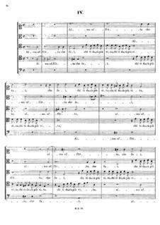 Italian Madrigals, Op.1: No.4 Alma afflitta, SWV 004 by Heinrich Schütz