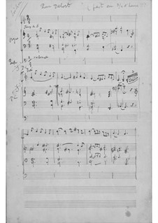 Piece for Violin and Organ: Piece for Violin and Organ by Déodat de Séverac