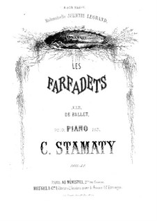 Les farfadets (The Elves): Les farfadets (The Elves) by Camille-Marie Stamaty