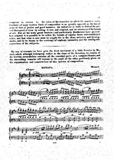 Sonata for Piano Four Hands in D Major, K.381: Movement I. Version for piano by Wolfgang Amadeus Mozart