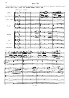 Ascanio: Act III by Camille Saint-Saëns