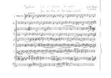 Là ci darem la mano: Violin II part by Wolfgang Amadeus Mozart