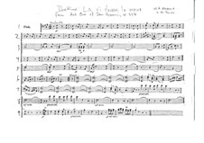Là ci darem la mano: Viola part by Wolfgang Amadeus Mozart