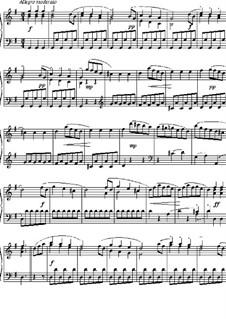 Sonatina in G Major: Allegro moderato by Matthew Camidge