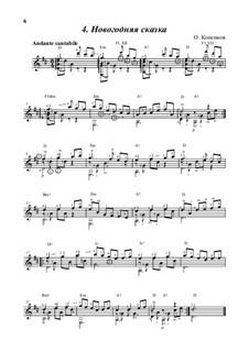 Christmas Tale, Op.10: Christmas Tale by Oleg Kopenkov