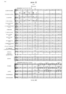 Déjanire: Act II by Camille Saint-Saëns