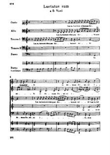 Selected Works: Selected Works by Claudio Monteverdi