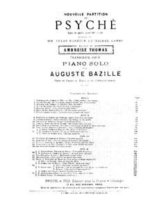 Psyché: Psyché by Ambroise Thomas