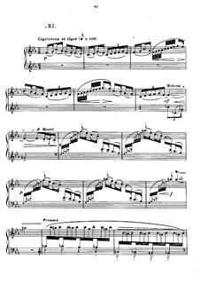 No.11 La danse de Puck: For piano by Claude Debussy