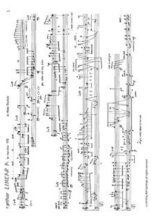 Linear A: Linear A by Rolf Gehlhaar