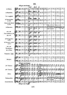 Simphony in D Minor, Op.48: Movement III by César Franck