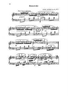 Humoresques, B.187 Op.101: No.7 in G Flat Major by Antonín Dvořák