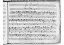 Silla Dittatore: Act III by Leonardo Vinci