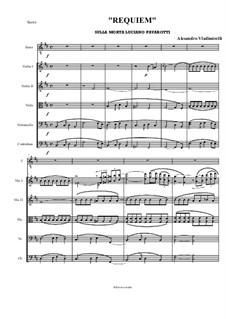 Requiem aeternam, Op.3: Requiem aeternam by Aleksandr Vladimirov