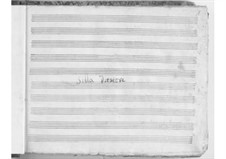 Silla Dittatore: Act I by Leonardo Vinci