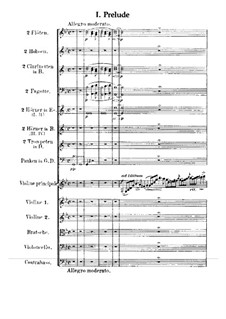Violin Concerto No.1 in G Minor, Op.26: Movement I by Max Bruch