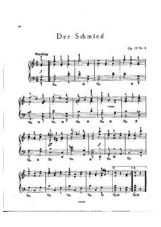 Selected Songs V: Selected Songs V by Johannes Brahms