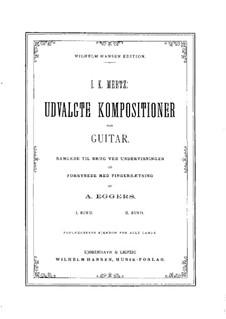 Selected Compositions for Guitar (Book I): Selected Compositions for Guitar (Book I) by Heinrich Proch, Peter Josef von Lindpaintner, Johann Kaspar Mertz