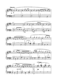 L'Organiste. Fifty-Nine Pieces for Harmonium: Piece No.5 in E Major by César Franck
