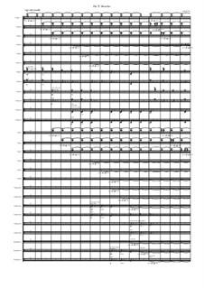 Für 27 Streicher, Op.6: Für 27 Streicher by Arnold Wohler