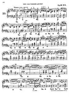 Mazurkas, Op.63: No.1-2 by Frédéric Chopin