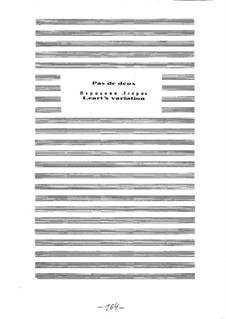Ballet 'Mirage': No.29 Leari's variation by Arkadi Troitsky