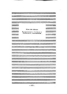 Ballet 'Mirage': No.30 Sofora's variation by Arkadi Troitsky