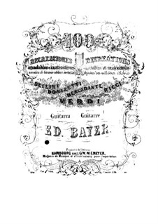 Cent récréations agréables et instructives: No.1-25 by Eduard Bayer