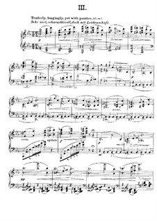 Sonata No.2 'Eroica', Op.50: Movement III by Edward MacDowell