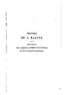 Esther: Complete set by Jean-Baptiste Moreau