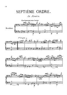Septième ordre: Septième ordre  by François Couperin