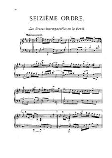 Seizième ordre : Seizième ordre by François Couperin