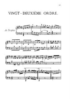 Vingt-deuxième ordre : Complete set by François Couperin