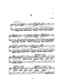 Sonata for Harpsichord in F Major, Illy No.12: Sonata for Harpsichord in F Major by Baldassare Galuppi