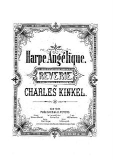 La harpe angélique: La harpe angélique by Charles Kinkel