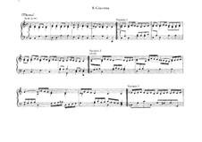 Chaconne in C Major: For organ by Johann Pachelbel