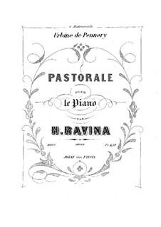 Pastorale, Op.29: Pastorale by Jean-Henri Ravina