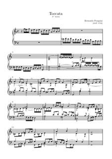 Toccata del otto tuono: Toccata del otto tuono by Ercole Pasquini